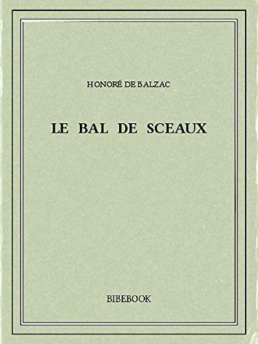 Couverture du livre Le bal de Sceaux