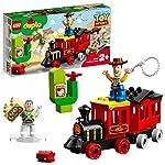 DUPLO Toy Story TM LEGO,Treno,perBambiniconFigurediBuzzeWoody,Multicolore, 354 x 191 x 70 mm, 10894 LEGO