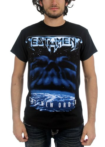 Testament - Top - Uomo Black Medium