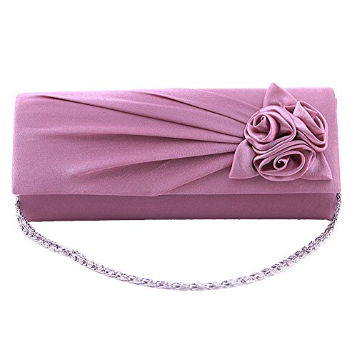 SSMK Evening Bag, Poschette giorno donna Pink