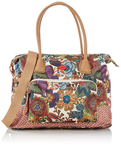 Oilily Oilily Carry All, shoppers multicolore(Winter White 016)