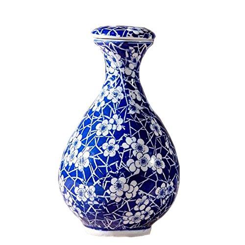 Schöne Weintopf chinesische Keramik Wein Geschenke 500ml