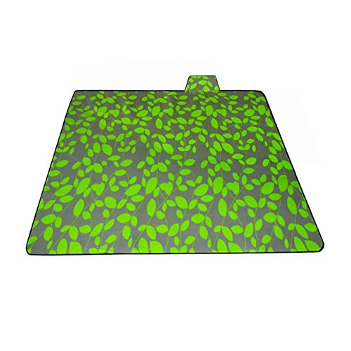 En Plein Air Surdimensionné Barrière D'humidité Imperméable Sandproof Camping Couverture De Pique-nique Tapis De Plage,06 07
