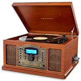 Crosley CR7002A-PA Troubadour 3-Speed Tu...