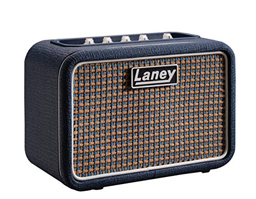 Laney MINI-ST Series - Stereo Battery Powered Guitar Amplifier with Smartphone Interface - 6W - Lionheart Edition
