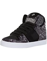 Osiris Protocol Fibra sintética Deportivas Zapatos, Blanco, 9.5uk