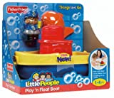 Fisher-Price Mattel X0059 - Little People Boot
