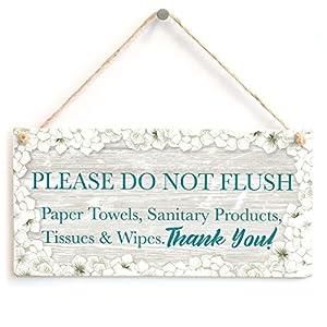 fosa sanitaria: Por favor no Flush toallas de papel, productos sanitarios, tejidos y toallitas. ...
