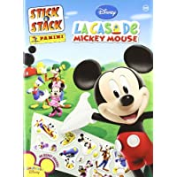 Stick & stack - la casa de mickey mouse