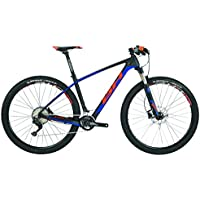 BH ULTIMATE RC 29 RECON NEGRO-AZUL-NARANJA LA