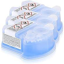 Braun CCR Clean and Renew Refill Cartridges, Lemon Fresh Formula, 3 Pack