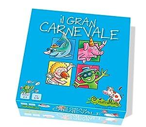 CreativaMente 401-Juegos de Caja el Gran Carnaval