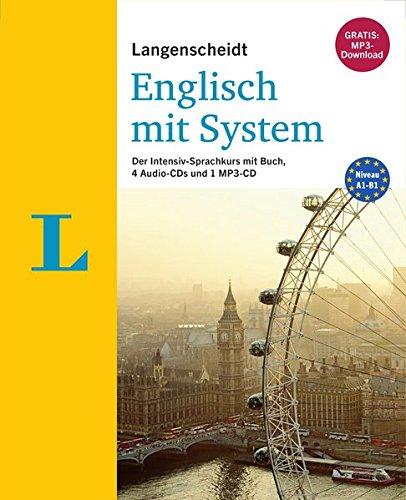 Langenscheidt Englisch mit System - Sprachkurs für Anfänger und Fortgeschrittene: Der...