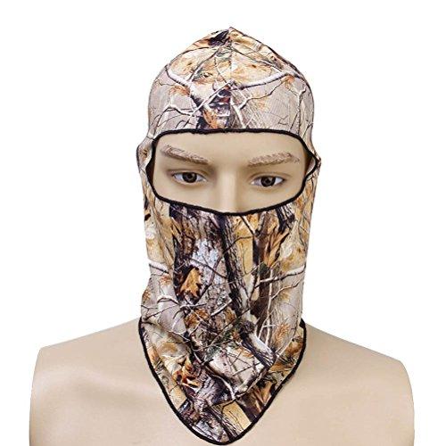 WINOMO Balaclavas Camouflage Full Face Maske Cover Hut Cap für Reiten Radfahren Jagd Angeln Camping