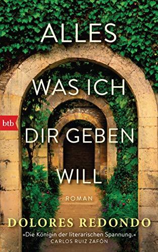 Buchseite und Rezensionen zu 'ALLES WAS ICH DIR GEBEN WILL: Roman' von Dolores Redondo