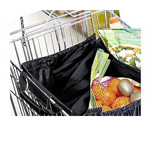 Einkaufswagen-Shopper Einkaufswagentasche Shoppingbag - mit Einkaufswagenchip