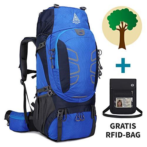 Adventure 4 Life - Trekkingrucksack 60L für Damen & Herren - Wanderrucksack für Outdoor - Camping - Travel und Backpackers*