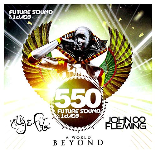 John 00 Fleming / Aly & Fila : Future Sound of Egypt 550 [2CD] - Future Egypt Sound Of