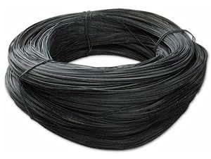 Filo Cotto Nero N 6 Mm 1,1 Recinzioni-Chiodi