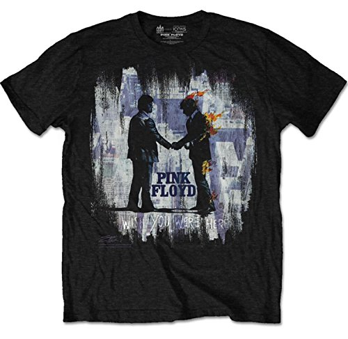 Pink Floyd - Wish You Were Here Painting [T-SHIRT] M