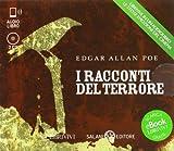 Scarica Libro Racconti del terrore Audiolibro 2 CD Audio Ediz integrale (PDF,EPUB,MOBI) Online Italiano Gratis