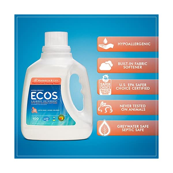 EARTH FRIENDLY, ULTRA LIQ ECOS,MAGNOLIA&L 100 FZ 2
