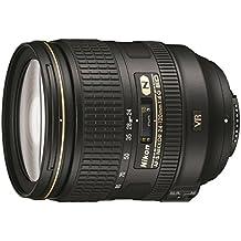 Nikon AF-S Nikkor 24-120mm f/4G ED VR - Objetivo (SLR, 17/13, Zoom estándar, D-SLR, Negro, 8,4 cm)