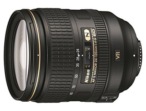Nikon F Objektiv 24-120/4,0 mm AF-S G ED VR
