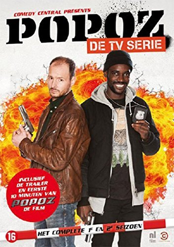 Filthy Cops - Complete Seasons 1 & 2 (2 DVDs)