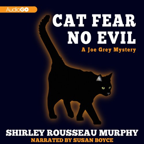 Cat Fear No Evil  Audiolibri