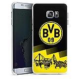 DeinDesign Samsung Galaxy S6 Edge Plus Hülle Case Handyhülle BVB Logo Borussia Dortmund