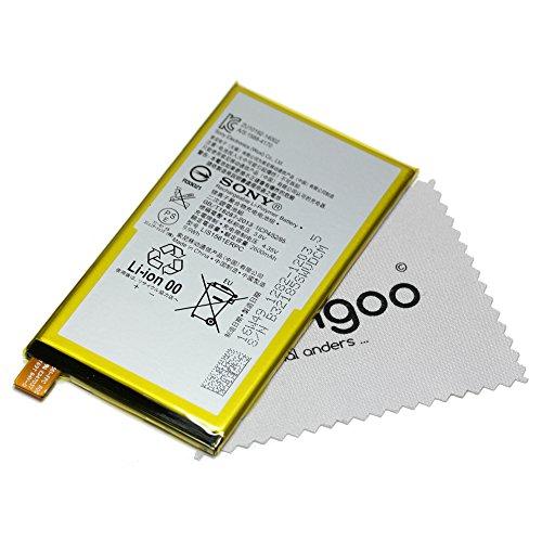 Batteria originale SONY LIS1561ERPC 1282–1203per Sony Xperia C4, XPERIA C4DUAL, Xperia Z3Compact + GRATIS mungoo Panno pulisci schermo