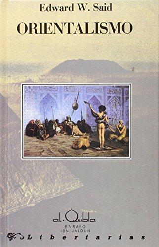Orientalismo (Bolsillo (libertaria))