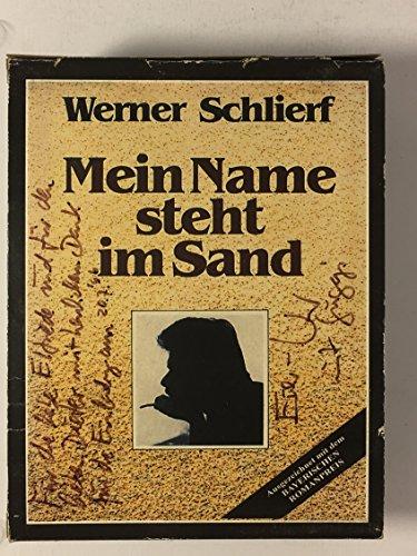 Mein Name Steht im Sand [Musikkassette]