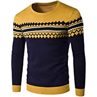 Suéter de hombre Invierno Manga larga Suéter casual Jersey de punto caliente Sudaderas de moda masculina LMMVP
