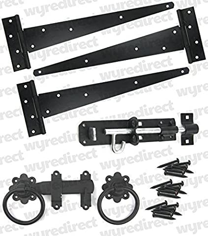 Gate Hinge Kit Fitting Set 16