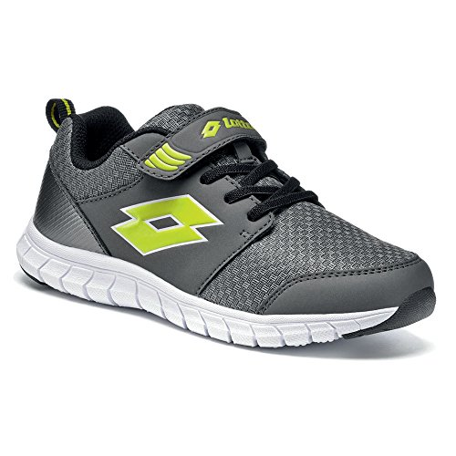 Lotto Sport , Chaussures spécial volleyball pour homme Multicolore Multicolore Multicolore - Grigio/Verde