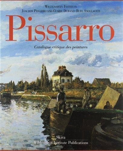 Pissarro Coffret en 3 volumes : Catalogue critique des peintures