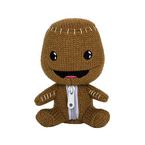 Sony Playstation gaya-ge3443 Little Big Planet Sack Boy stubbins peluche muñeca, multicolor