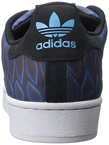 Adidas Originals Superstar Chaussures Ctmx, Bourgogne / blanc / noir collégiale, 4,5 M Us Night Navy/White/Black