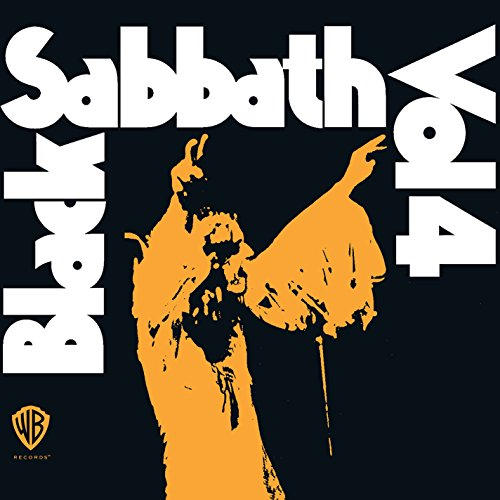 Black Sabbath: Vol.4 (Audio CD)