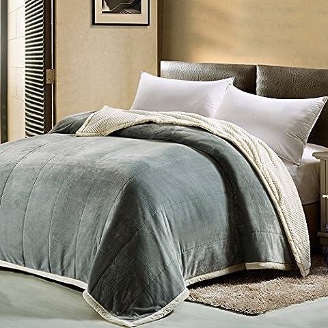 BDUKUltra-Soft coperte per la cura della pelle coperte in fibra