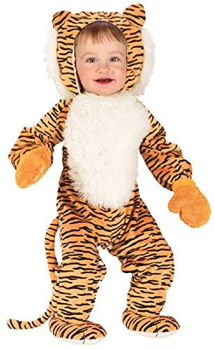 Tiger Halloween-kostüme Kleinkind bei Kostumeh.de
