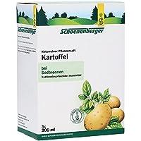 Schoenenberger Kartoffelsaft, 3 x 200 ml preisvergleich bei billige-tabletten.eu