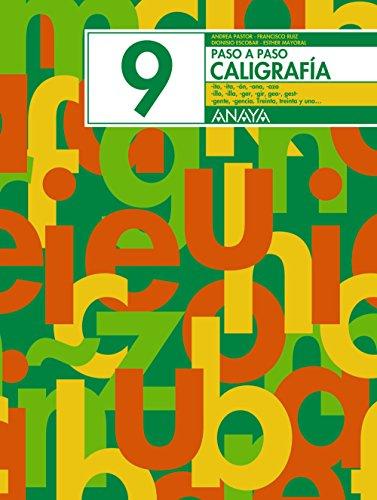Caligrafía  9 (Paso a paso)