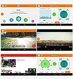 Sportstech F48 Profi Laufband mit 9 Zoll Android WiFi 7.75 PS 20 km/h mit Tablethalterung – klappbar - 4