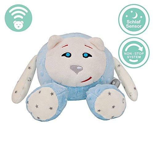 myHummy Maskottchen mit Schlaf-Sensor Test