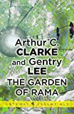 Front cover for the book The Garden of Rama by Arthur C. Clarke
