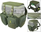 Fishing Seat Box Rucksack Converter. Roddarch© Roving Backpack - Fits All Roving Type Seat Boxes.