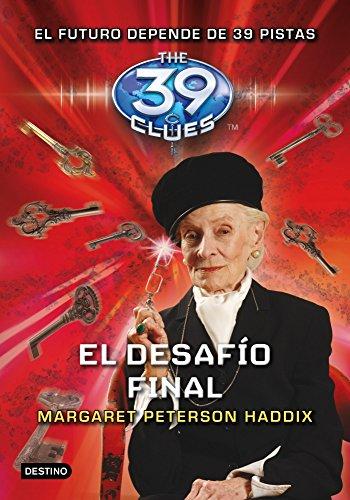 El desafío final: The 39 Clues 10 por Margaret Peterson Haddix